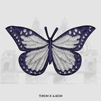 Farfalla Carino Disney Ferro Su Toppa Patch Ricamato Distintivo Per Vestiti Ecc.