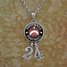 Football   Number Necklace/ custom