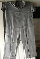 Men's Coverall Overall Boilersuit Mechanic, Protective Work Size 3XL Lot of 5
