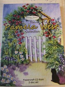 JOANNA SHEEN PAMELA WEST VOL 1 DOUBLE CD SET