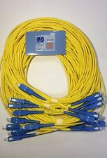 3M SC-SC10 piece a alot $19.99 only! Optical Fiber Jumper SC/UPC-SC/UPC