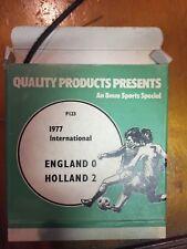 JOHAN CRUYFF ENGLAND VS. HOLLAND WEMBLEY1977 SOCCER GAME 8mm HOME MOVIE FILM