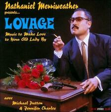 Nathaniel Merriweather, Lovage: Music to Make Love to Your Old Lady By. 2 CD's,
