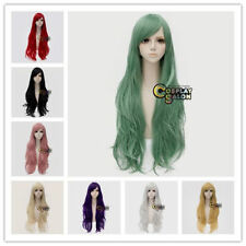 Women's Synthetic Long Wavy Wigs & Hairpieces