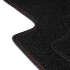 Auto Fußmatten Autoteppich für Seat Ibiza 3 III 6K1 1999-02 Velours CACZA0302