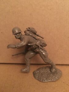Conte Collectibles G.I. #E0015 Legends of the Silver Screen Plastic Toy Soldier