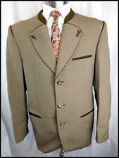 100% Wool Vintage Outerwear Coats & Jackets for Men