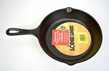 "Lodge Logic Cast Iron Cookware Frying Pan Skillet 8"" L5SK3"