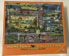 HOMETOWN Collection - 1000 piece puzzle - San Diego Zoo - Artist Heronim