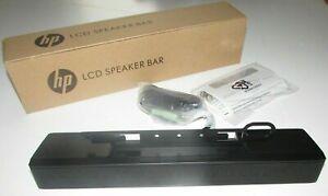HP LCD Speaker Bar NQ576AA Lautsprecher LA2205wg LA2405wg ZR24w All-in-One 100B