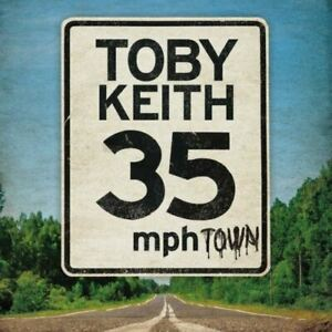 Toby Keith - 35 Mph Town - Neuf CD - Endommagé Étui