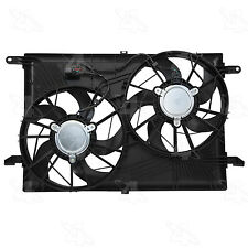 Four Seasons 76206 Radiator And Condenser Fan Assembly