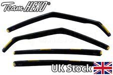 HEKO Tinted wind deflectors 4 pieces Ford S-Max mk1 5 doors VAN 2010-2015