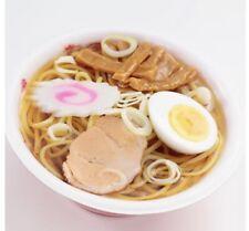 "Food Sample kit Replica ""RAMEN"" made by yourself Japan Handmade"