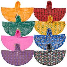 Capi d'abbigliamento da campeggio gialle per bambini
