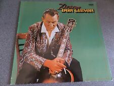 DON GIBSON ~ 20 OF THE BEST  Import LP RCA International Records 1982