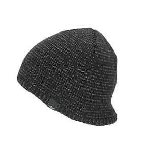 SealSkinz Waterproof Cold Weather Reflective Beanie Hat