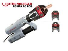 Rothenberger Romax Pressliner AC Eco Pressmaschine 015705