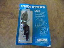 Cannon downrigger snap /& swivel #9100620 item 2314