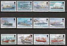 Britische Gebiete Antarktis 203-14 **, Forschungsschiffe