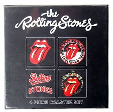 THE ROLLING STONES - 4 PIECE COASTER SET (SET A)