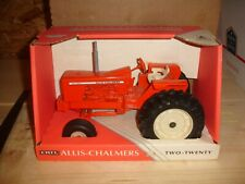 1/16  Allis chalmers two twenty  toy tractor