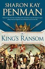 A King's Ransom: A Novel by Sharon Kay Penman (2014, HC, Lionheart Sequel) NEW