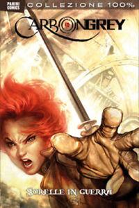 SC01 - Fumetto - Panini Comics - Carbon Grey 1 - Come Nuovo !!!