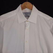 Charles Tyrwhitt No Pattern Long Double Cuff Men's Formal Shirts