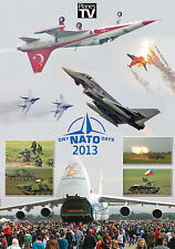 DNY NATO Days - Ostrava Airshow 2013 (New DVD) Aircraft Aviation Planes