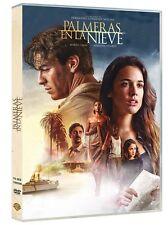 PALMERAS EN LA NIEVE DVD NUEVO ( SIN ABRIR ) NUEVA EDICION 2017