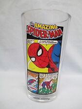 Amazing Spiderman ~ Comic Panel ~ Drinking Glass by Vandor