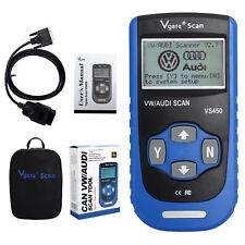 VS450 VAG Car Code reader Diagnostic Tool Fault Scanner OBD2 AUDI / VW