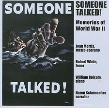 NEW Someone Talked (Audio CD)