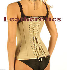 Cotton Basques & Corsets for Women with Underbust