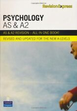 Revision Express AS and A2 Psychology: A-Level Study Guide (Direct to learner.