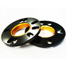 Bmw X5 to VW T5 10mm Hubcentric Alloy Wheel Spacer Fitting Kit 74.1 - 65.1