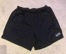 Mens Gym Shorts Black Medium