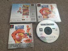Disney's Tigger's Honey Hunt PS1 Playstation 1 PAL