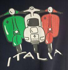 Vintage Vespa Italia Scooter t shirt