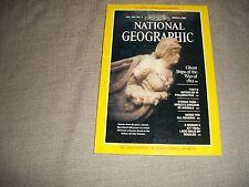NATIONAL GEOGRAPHIC MAGAZINE MARCH 1983 1812 GHOST SHIPS,ETOSHA PARK,HERBS,DOGSL