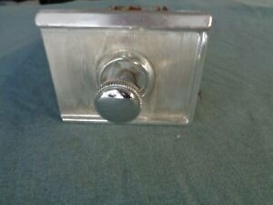 1964 Chevrolet Bel Air Biscayne Impala Dash Ashtray-Knob Handle-Bezel-Escutcheon
