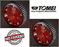 TOMEI Cam Gear IN/EX FOR LANCER EVOLUTION TURBO 4G63 EVO 4/5/6/7/8 PAIR OF 2