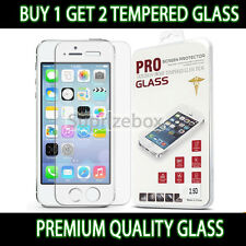 100 Genuine Tempered Glass Screen Protector Protection for Apple iPhone 6 & 6s