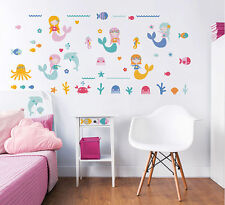 kinderzimmer wandtattoos und wandbilder f r m dchen ebay. Black Bedroom Furniture Sets. Home Design Ideas