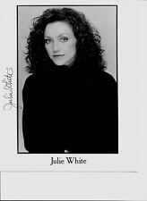Julie White-- signed photo - COA - Pose 12