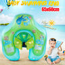 Baby Inflatable Swimming Ring Float Infant Pool Safety Waist Raft Water Toy