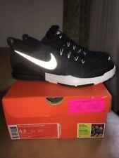 5042117f8508 Men s Nike Zoom Train Action Shoes Black Size Men 8 8.5 852438 003- 100