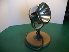 "Vintage Classic Nautical Decorative Chrome "" Half Mile Ray "" Boat Spotlight #800"