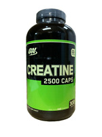 Optimum Nutrition CREATINE 2500 CAPS Strength Power Energy - 300 capsules